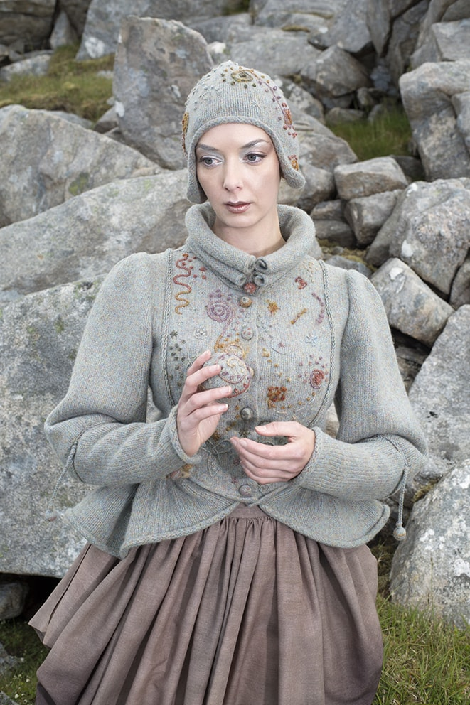 Alice Starmore Scottish Hand Knitting Yarns And Designs