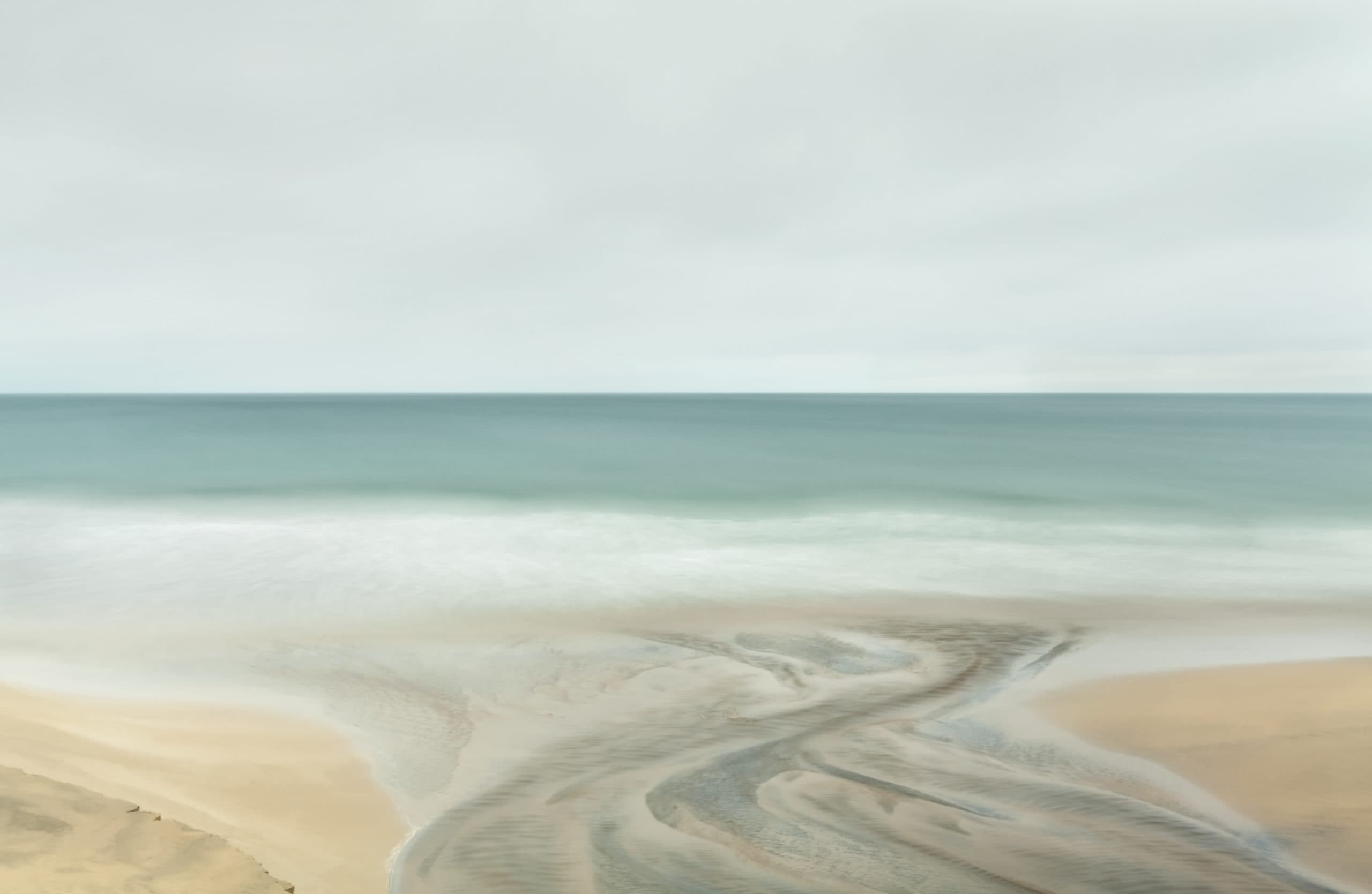 Hebridean Seascape, photographed by Jade Starmore