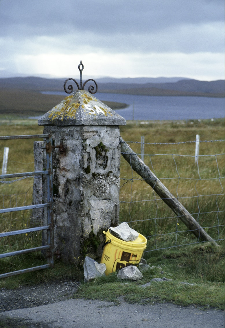 Gatepost Art of the Outer Hebrides