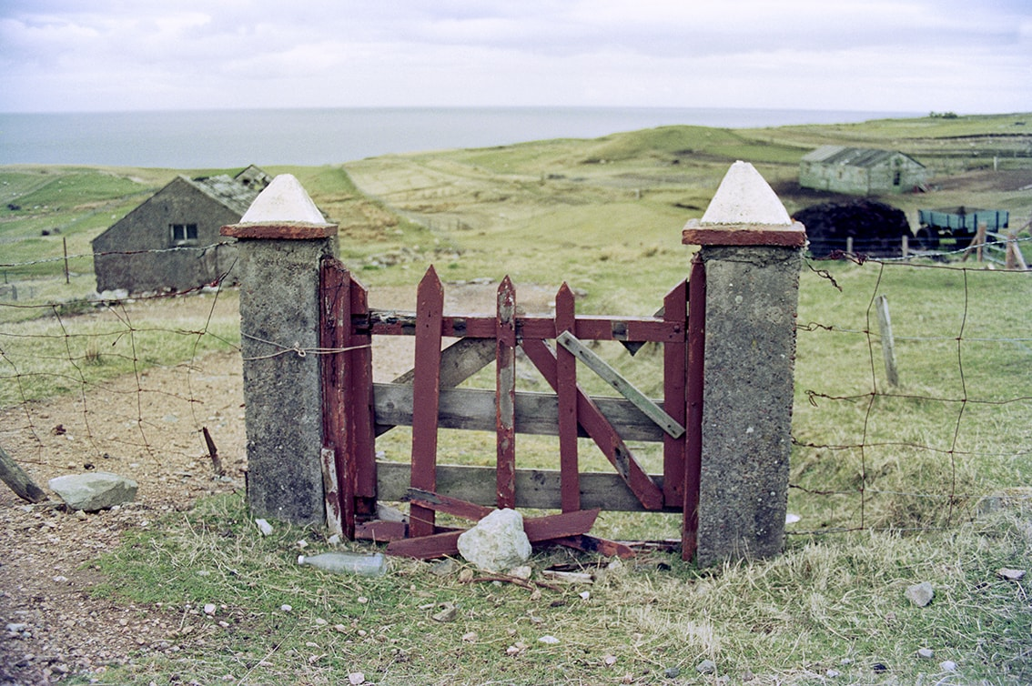 Gatepost Art of the Outer Hebrides by Graham Starmore